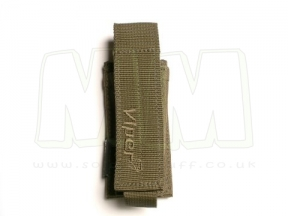 Viper MOLLE Pistol Mag Pouch (Olive)