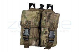 Web-Tex Double Ammo Pouch (MultiCam)