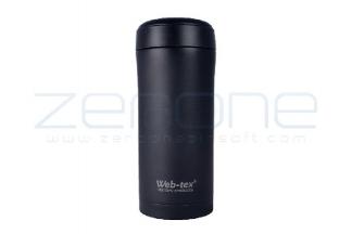 Web-Tex Ammo Pouch Flask (Black)