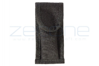 Web-Tex Small Knife Pouch (Black) © Copyright Zero One Airsoft